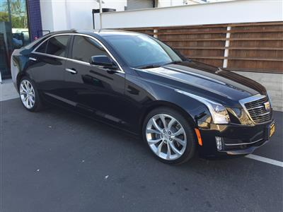 2017 Cadillac ATS lease in Los angeles,CA - Swapalease.com