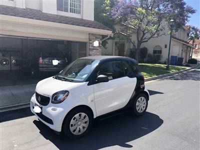 2017 smart fortwo electric drive lease in Milpitas,CA - Swapalease.com