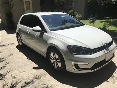 2016 Volkswagen e-Golf lease in La Crescenta,CA - Swapalease.com