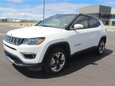 2017 Jeep Compass lease in VINEYARD,UT - Swapalease.com