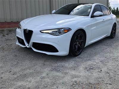 2017 Alfa Romeo Giulia lease in Lexington,SC - Swapalease.com