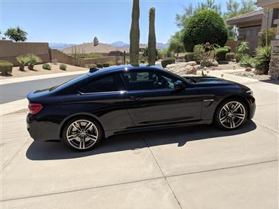 2018 BMW M4 lease in Fountain Hills,AZ - Swapalease.com