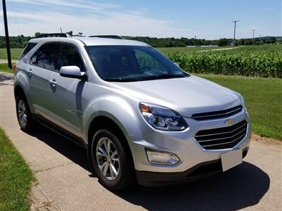 2017 Chevrolet Equinox lease in Osseo,WI - Swapalease.com