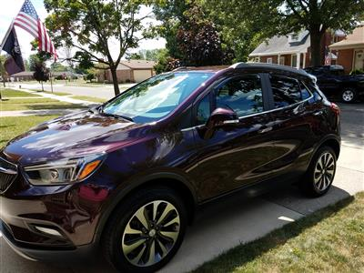 2017 Buick Encore lease in Lincoln Park,MI - Swapalease.com