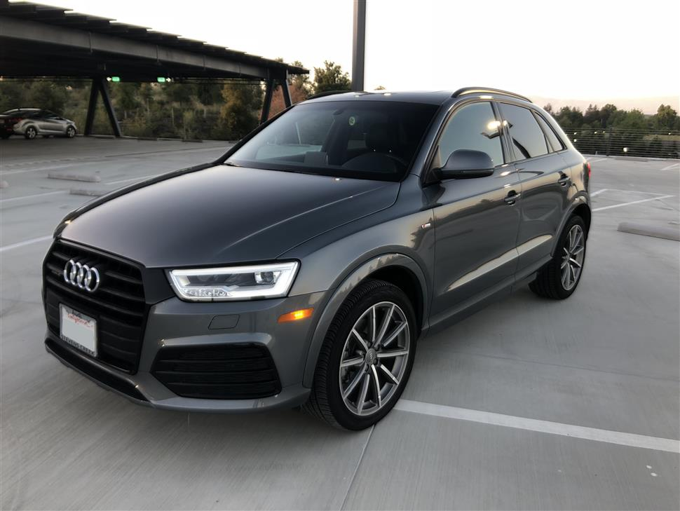 Audi Q Lease In San Jose CA - Audi san jose