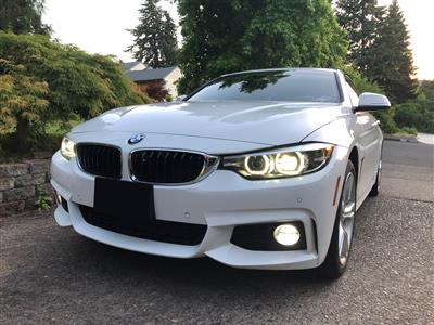 2018 BMW 4 Series lease in Eugene,OR - Swapalease.com
