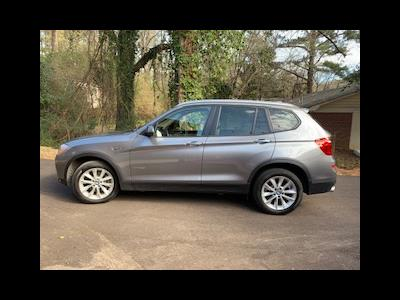 2017 BMW X3 lease in OXFORD,MS - Swapalease.com