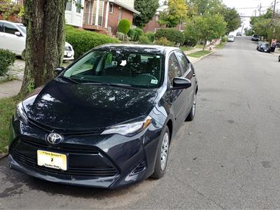 2017 Toyota Corolla lease in Palisades Park,NJ - Swapalease.com