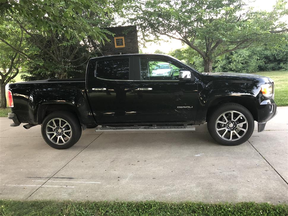 2018 Gmc Canyon Lease In Goshen In