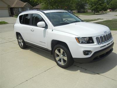 2017 Jeep Compass lease in Chesterfield,MI - Swapalease.com