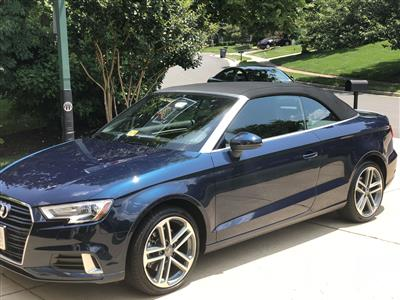 2017 Audi A3 Cabriolet lease in Sterling,VA - Swapalease.com