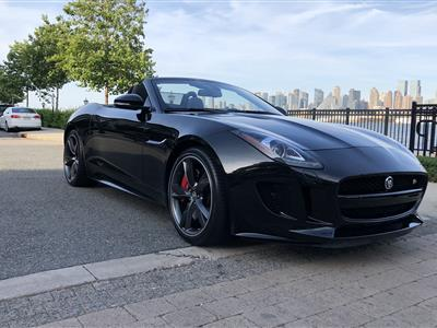 2014 Jaguar F-Type lease in Hasbrouck Heights,NJ - Swapalease.com