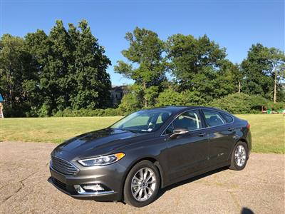 2017 Ford Fusion lease in Walled Lake,MI - Swapalease.com