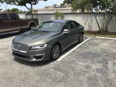 2017 Lincoln MKZ Hybrid lease in Fort Lauderdale,FL - Swapalease.com