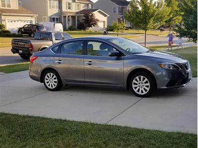 2017 Nissan Sentra lease in West Bend,WI - Swapalease.com