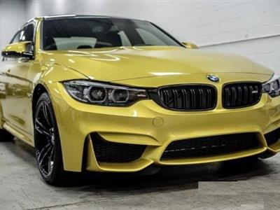2018 BMW M3 lease in Centreville,VA - Swapalease.com
