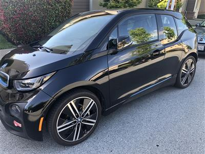 2017 BMW i3 lease in Burlingame,CA - Swapalease.com