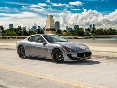 2017 Maserati GranTurismo lease in Miami,FL - Swapalease.com