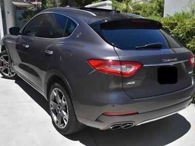 2017 Maserati Levante lease in Los Angeles,CA - Swapalease.com