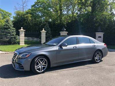 2018 Mercedes-Benz S-Class lease in Hewlett,NY - Swapalease.com