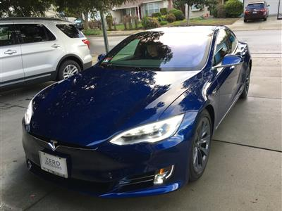 2017 Tesla Model S lease in Cupertino,CA - Swapalease.com