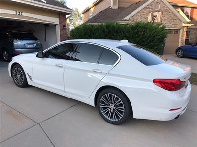 2017 BMW 5 Series lease in Castle Pines,CO - Swapalease.com