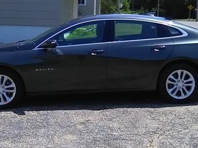 2017 Chevrolet Malibu lease in Durand,WI - Swapalease.com