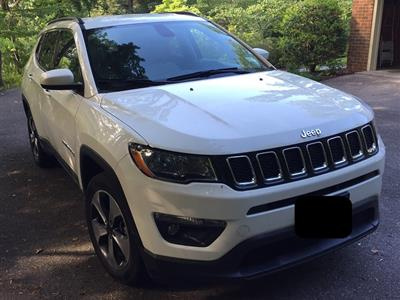 2017 Jeep Compass lease in Poughquag,NY - Swapalease.com