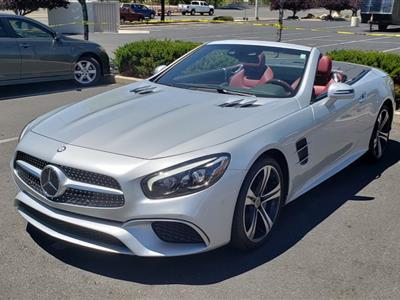 2017 Mercedes-Benz SL Roadster lease in Prescott,AZ - Swapalease.com