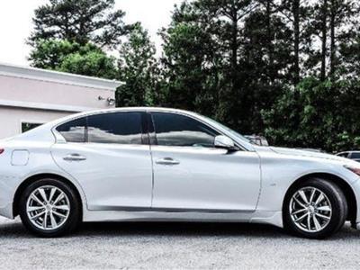 2016 Infiniti Q50 lease in Atlanta,GA - Swapalease.com