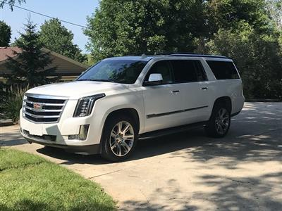2016 Cadillac Escalade ESV lease in Emmetsburg,IA - Swapalease.com