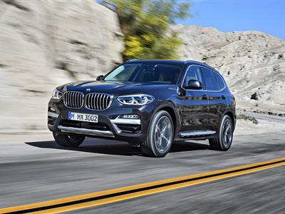 2017 BMW X3 lease in Greenville,OH - Swapalease.com
