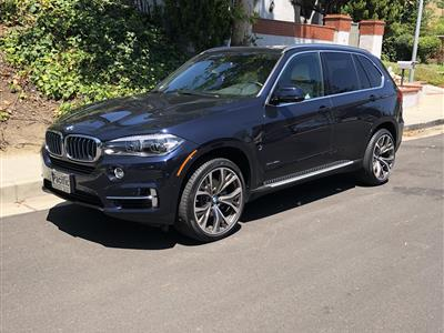 2017 Bmw X5 Lease In Van Nuys Ca Swapalease