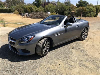 2018 Mercedes-Benz SLC Roadster lease in Roseville,CA - Swapalease.com