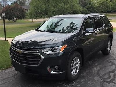 2018 Chevrolet Traverse lease in Franksville,WI - Swapalease.com