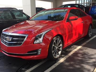 2016 Cadillac ATS Coupe lease in Dallas,TX - Swapalease.com