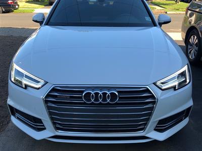 2017 Audi A4 lease in Elmwood Park,NJ - Swapalease.com