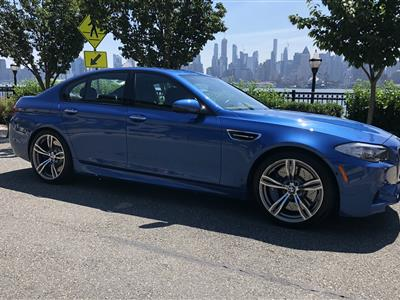 2013 BMW M5 lease in Hasbrouck Heights,NJ - Swapalease.com