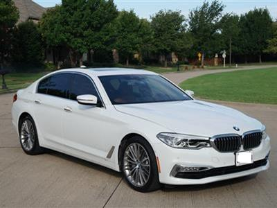 2017 BMW 5 Series lease in Allen,TX - Swapalease.com
