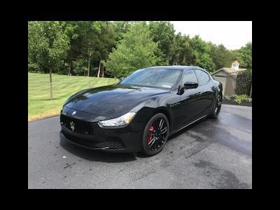 2017 Maserati Ghibli lease in Schwenksville,PA - Swapalease.com