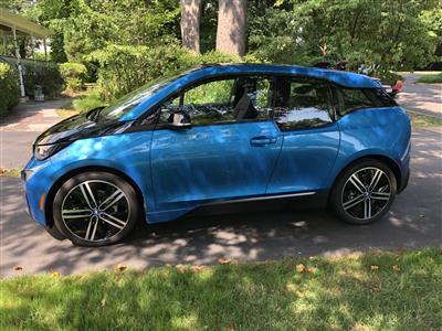 2017 BMW i3 lease in Falls Church,VA - Swapalease.com