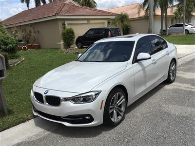 2016 BMW 3 Series lease in Lake Worth,FL - Swapalease.com