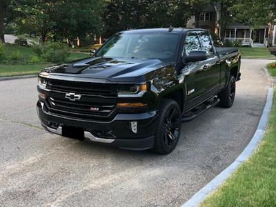 2017 Chevrolet Silverado 1500 lease in Lincoln,RI - Swapalease.com