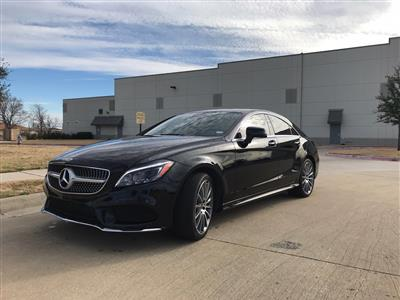 2017 Mercedes-Benz CLS-Class lease in Mckinney,TX - Swapalease.com