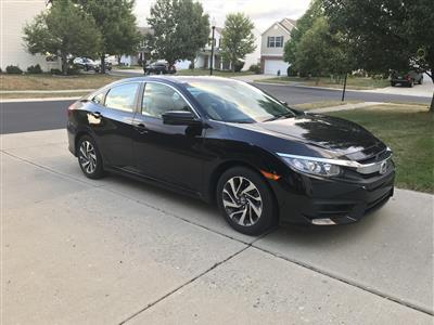 2016 Honda Civic lease in WESTFIELD,IN - Swapalease.com