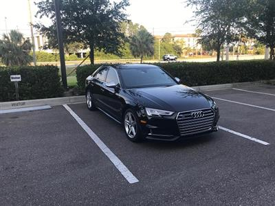 2018 Audi S4 lease in Pinellas Park,FL - Swapalease.com