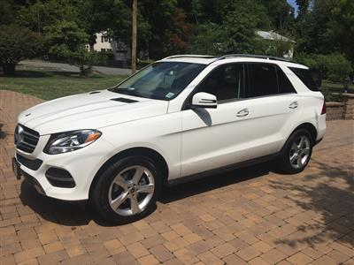 2017 Mercedes-Benz GLE-Class lease in Livingston,NJ - Swapalease.com