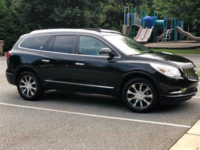2017 Buick Enclave lease in Cumming,GA - Swapalease.com