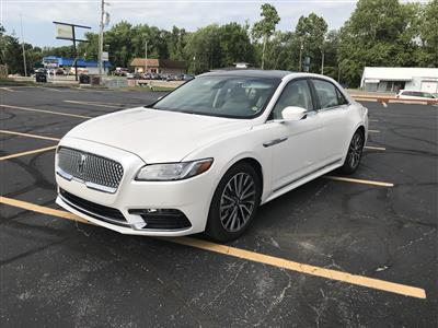 2017 Lincoln Continental lease in Indianapolis,IN - Swapalease.com