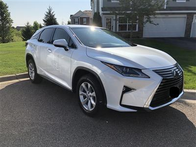 2017 Lexus Rx 350 Lease In Plymouth Mn Swapalease